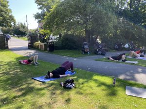 Buggy fitness @ Chipping Sodbury